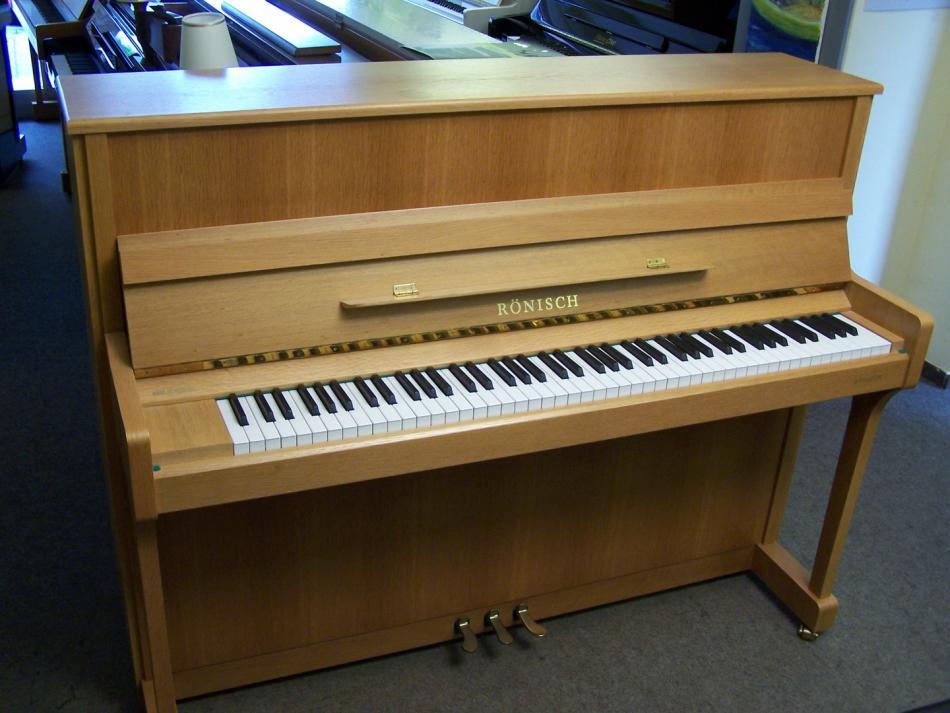 klavier r nisch 118k kaufen ein junges gebrauchtes in neuwertigen zustand pianova. Black Bedroom Furniture Sets. Home Design Ideas