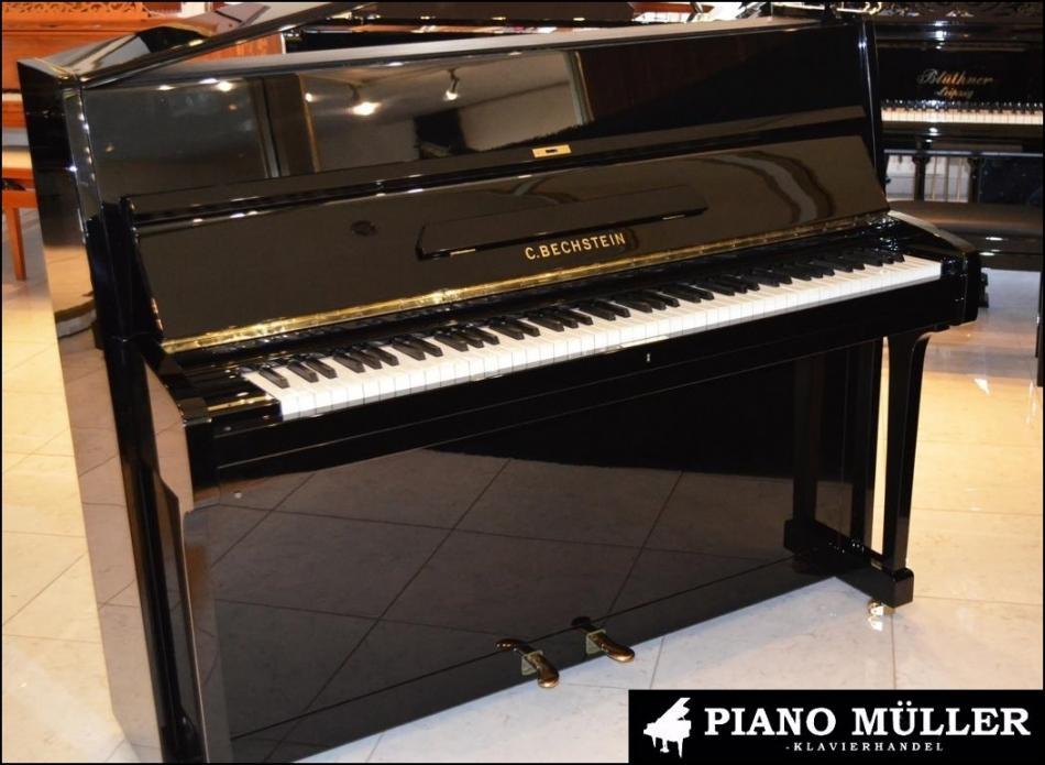 klavier bechstein kaufen c bechstein klavier modell 12. Black Bedroom Furniture Sets. Home Design Ideas