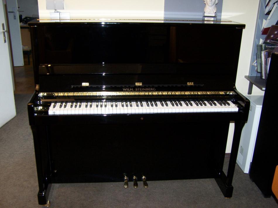 klavier wilh steinberg kaufen bezahlbares konzertinstrument pianova. Black Bedroom Furniture Sets. Home Design Ideas