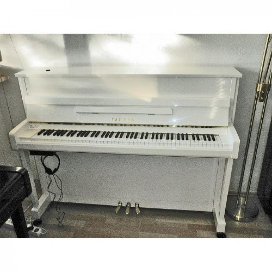 klavier yamaha b2 kaufen yamaha b2 silent wei. Black Bedroom Furniture Sets. Home Design Ideas
