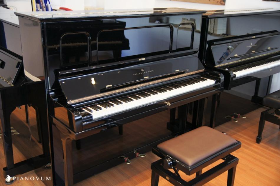 klavier steinway sons k 132 kaufen steinway sons. Black Bedroom Furniture Sets. Home Design Ideas