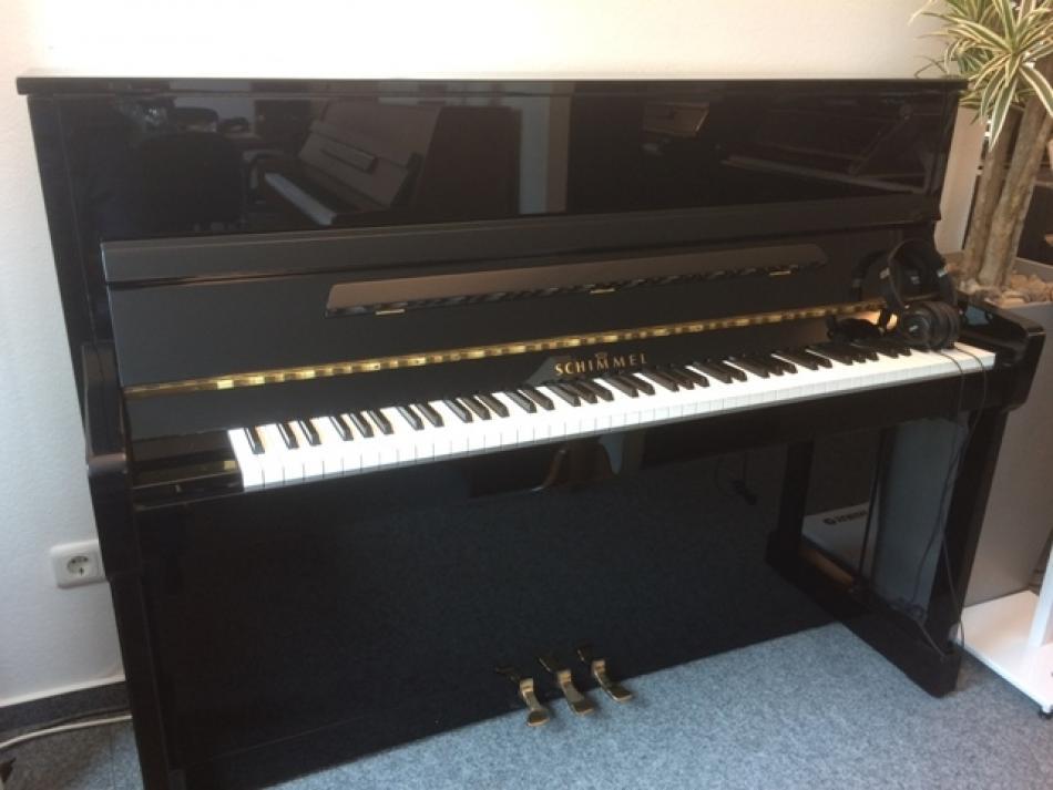 klavier schimmel 116 s kaufen pianova. Black Bedroom Furniture Sets. Home Design Ideas