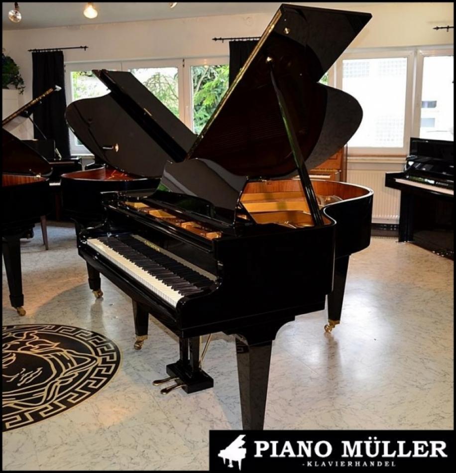 fl gel bechstein kaufen bechstein fl gel modell l 167in schwarz polyester pianova. Black Bedroom Furniture Sets. Home Design Ideas