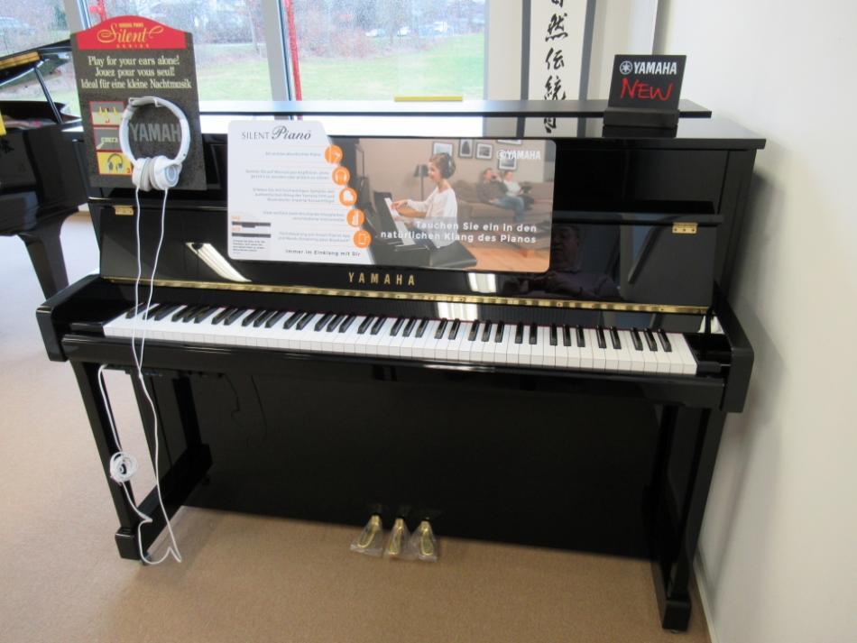 klavier yamaha b2 kaufen yamaha b 2 sc2 silent. Black Bedroom Furniture Sets. Home Design Ideas