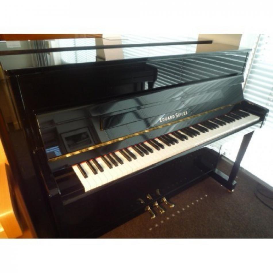 klavier seiler 116 konsole kaufen pianova. Black Bedroom Furniture Sets. Home Design Ideas