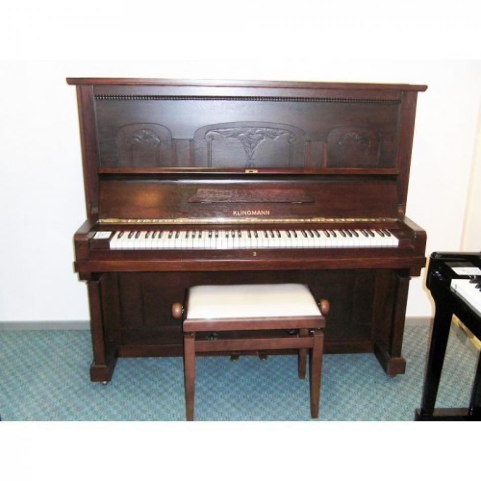 klavier klingmann 135 kaufen pianova. Black Bedroom Furniture Sets. Home Design Ideas