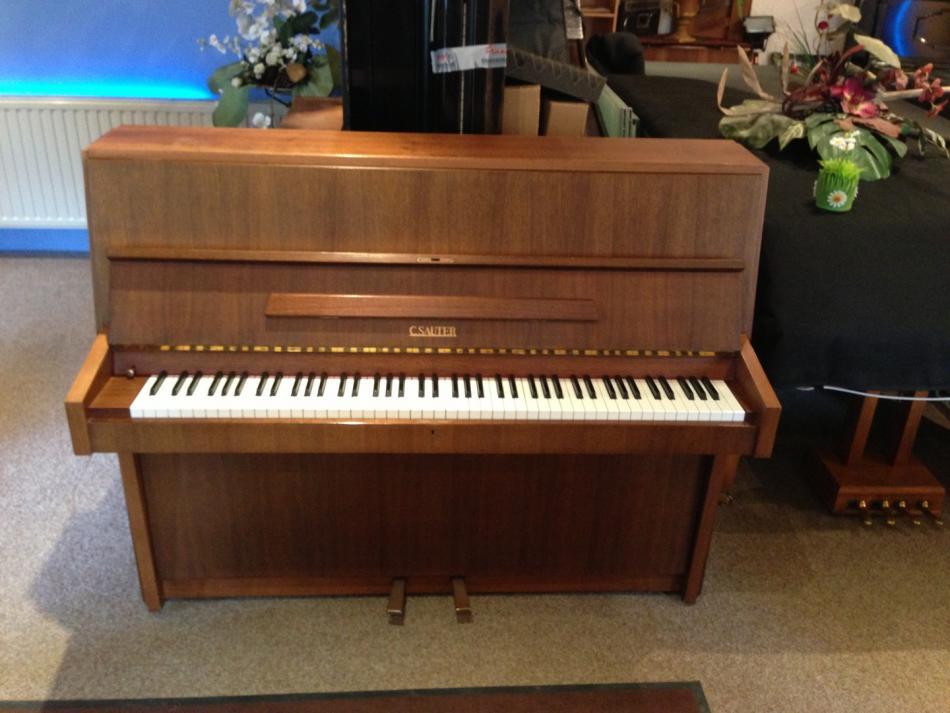 Klavier sauter kaufen sauter klavier modell c 113 pianova - Piano cuisine sauter ...