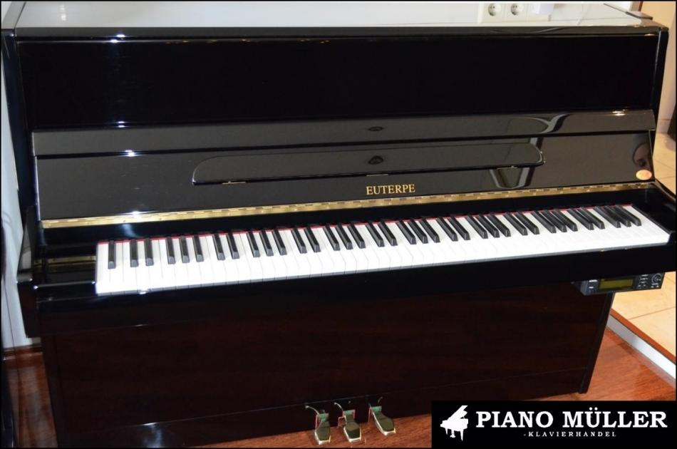 klavier bechstein kaufen euterpe klavier modell js 108. Black Bedroom Furniture Sets. Home Design Ideas