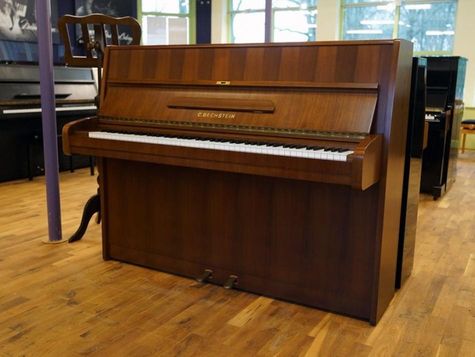 klavier bechstein m kaufen c bechstein model 12. Black Bedroom Furniture Sets. Home Design Ideas