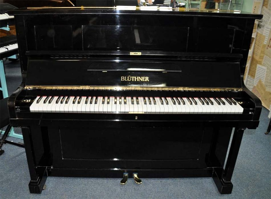 klavier bl thner kaufen pianova. Black Bedroom Furniture Sets. Home Design Ideas