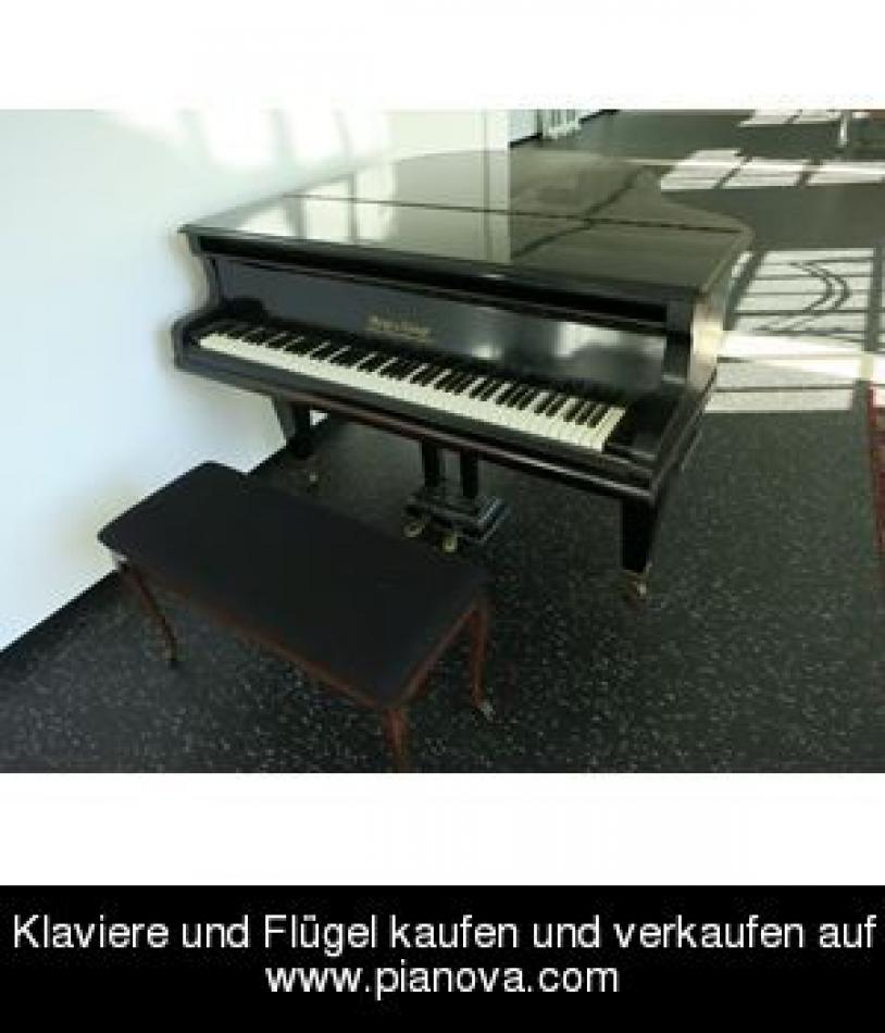 Grand piano bogs voigt buy excellent grand piano for Small grand piano size