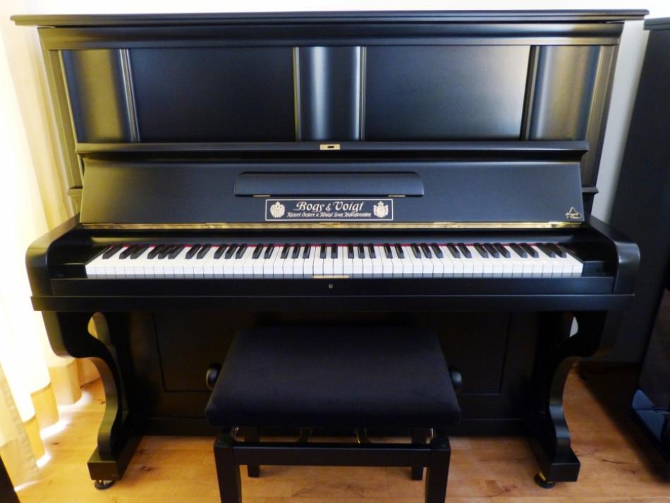 Klavier Bogs Amp Voigt Kaufen Gebraucht Pianova