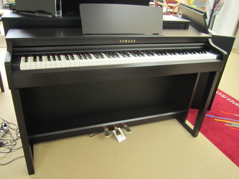 digitalklavier yamaha clp 525 kaufen clp 525 der einstieg in die clavinova serie pianova. Black Bedroom Furniture Sets. Home Design Ideas