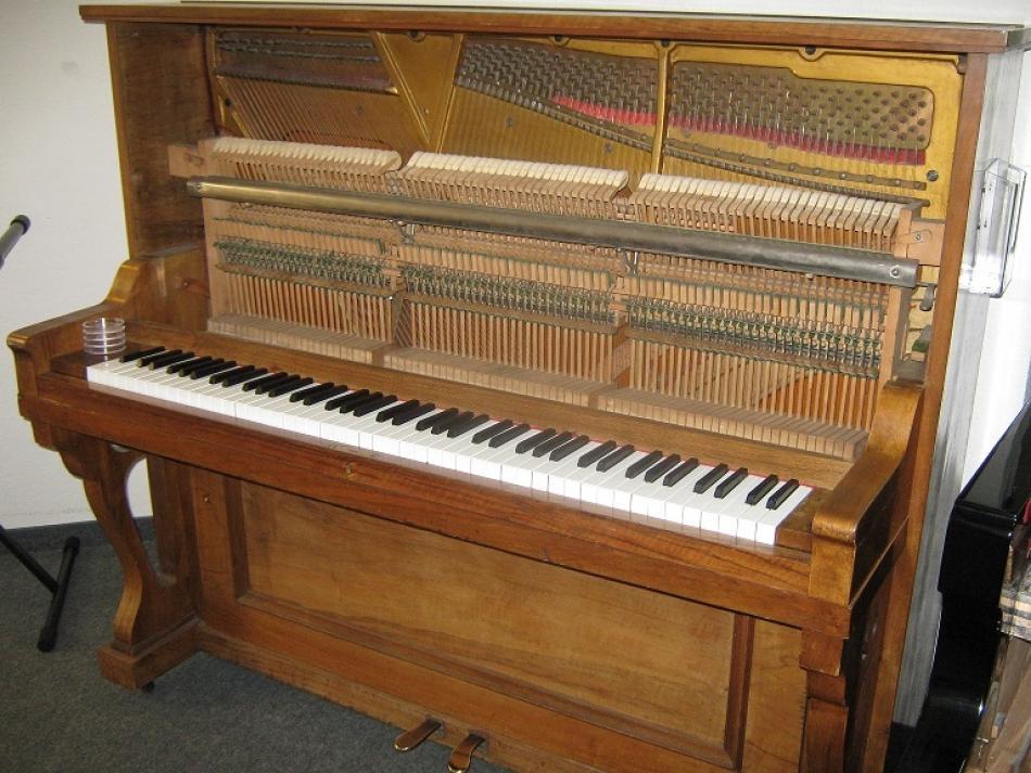 klavier krause kaufen gebrauchtes klavier krause. Black Bedroom Furniture Sets. Home Design Ideas