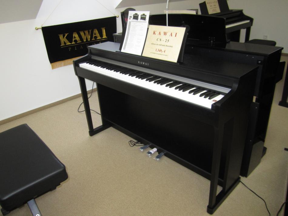 digitalklavier kawai cn25 kaufen der neue digital piano standart von kawai pianova. Black Bedroom Furniture Sets. Home Design Ideas