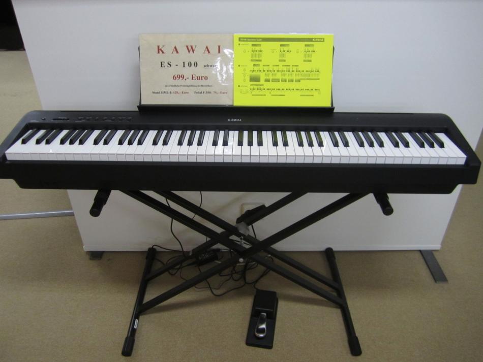 digitalklavier kawai kaufen es 100 stage piano mit aha iv f hammermechanik pianova. Black Bedroom Furniture Sets. Home Design Ideas