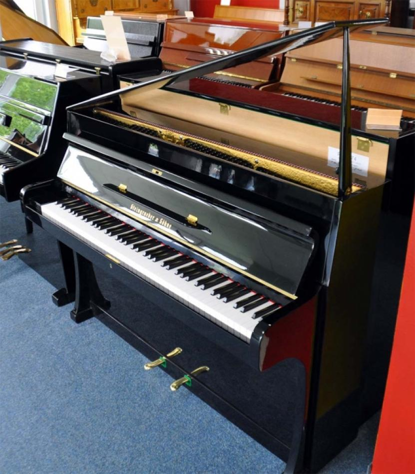 klavier steingraeber s hne kaufen pianova. Black Bedroom Furniture Sets. Home Design Ideas
