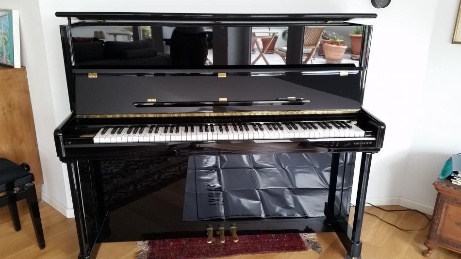 klavier bechstein kaufen c bechstein 124 elegance pianova. Black Bedroom Furniture Sets. Home Design Ideas