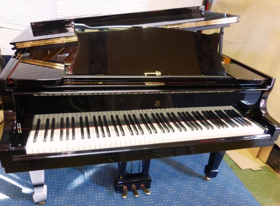 Fl 252 Gel Steinway Amp Sons O 180 Kaufen Pianova