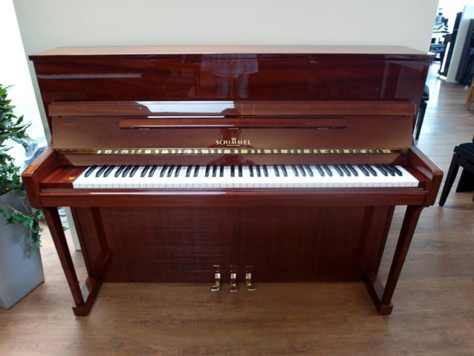 klavier schimmel 112 t kaufen 112 t mahagoni poliert bj 1983 pianova. Black Bedroom Furniture Sets. Home Design Ideas