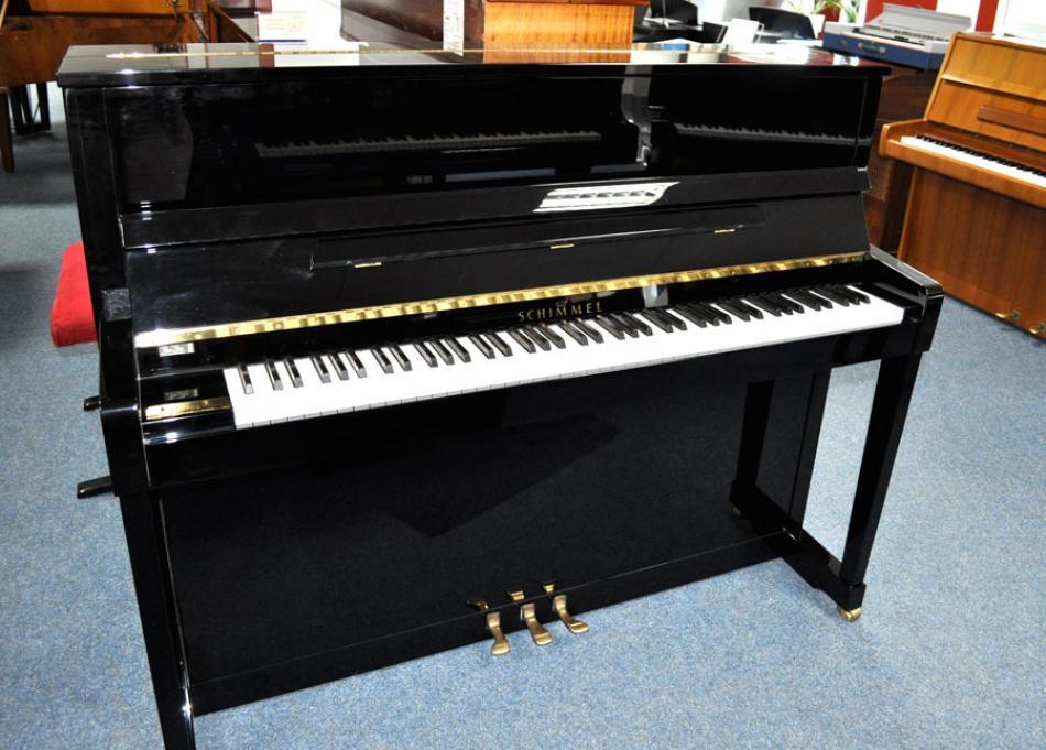 klavier schimmel 120 kaufen pianova. Black Bedroom Furniture Sets. Home Design Ideas