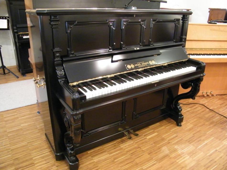 klavier knake kaufen klavier knake pianova. Black Bedroom Furniture Sets. Home Design Ideas