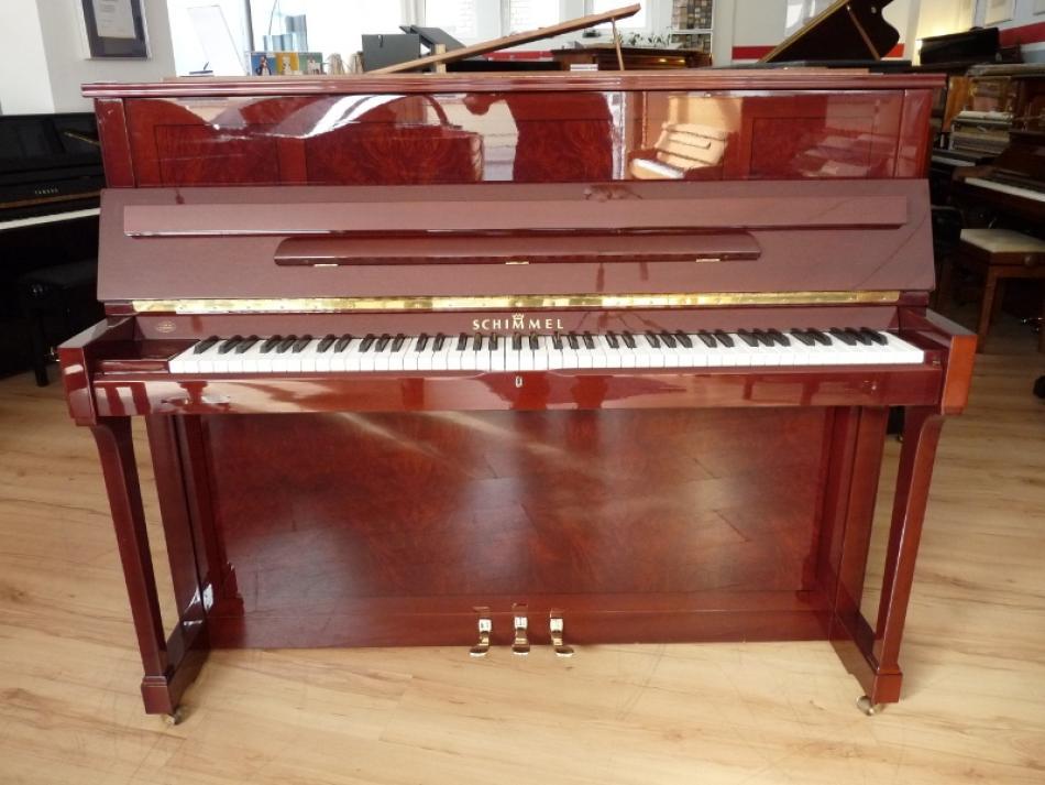klavier schimmel 120 kaufen klavier schimmel mahagoni intarsie pianova. Black Bedroom Furniture Sets. Home Design Ideas