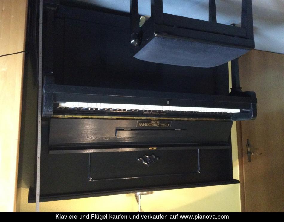 klavier bechstein kaufen bechstein zimmermann klavier. Black Bedroom Furniture Sets. Home Design Ideas