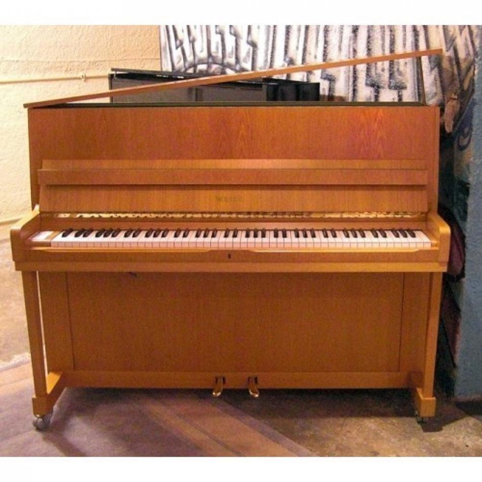 klavier weiss 114 kaufen pianova. Black Bedroom Furniture Sets. Home Design Ideas