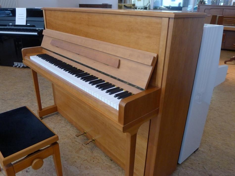 klavier feurich kaufen feurichpiano 118 kirschbaum. Black Bedroom Furniture Sets. Home Design Ideas