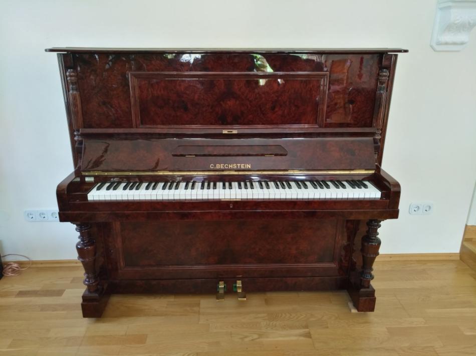 klavier bechstein kaufen klavier c bechstein 8. Black Bedroom Furniture Sets. Home Design Ideas