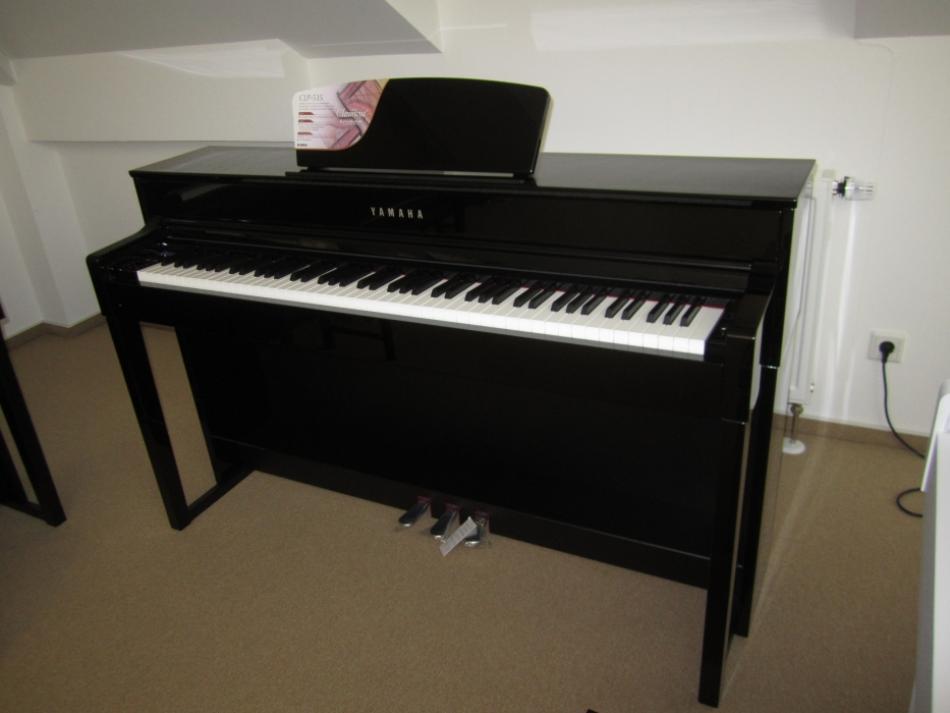 digitalklavier yamaha clp 535 kaufen auslaufmodelle jetzt reduziert pianova. Black Bedroom Furniture Sets. Home Design Ideas