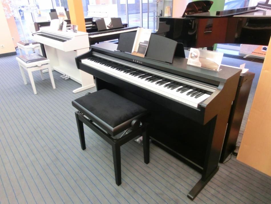 digitalklavier kawai kaufen kawai cn 14 digitalpiano schwarz oder wei pianova. Black Bedroom Furniture Sets. Home Design Ideas