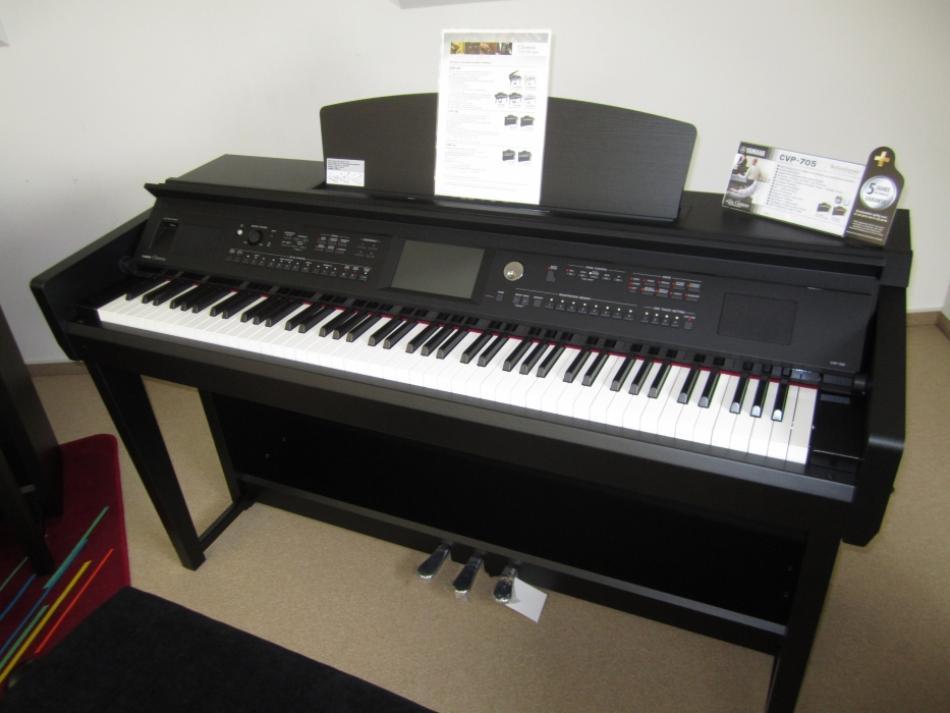 Digitalklavier yamaha kaufen cvp 705 das mittlere for Yamaha clavinova cvp 705
