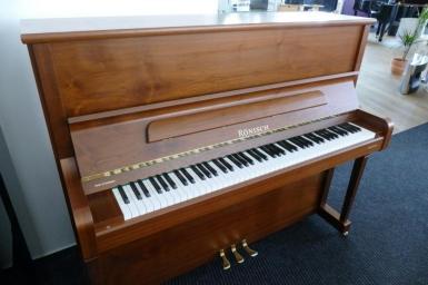 klavier r nisch kaufen wundersch ner nussbaum ein klavier mit charakter und charm pianova. Black Bedroom Furniture Sets. Home Design Ideas
