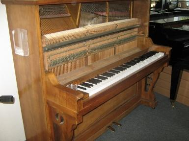 klavier krause kaufen gebrauchtes klavier krause dress 690 pianova. Black Bedroom Furniture Sets. Home Design Ideas